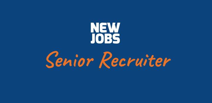 Vacature: Senior Recruiter