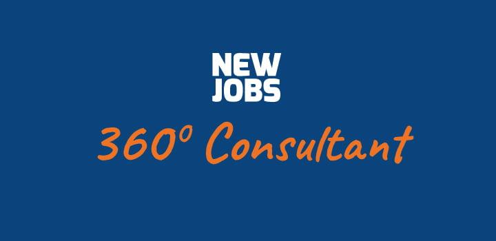 Vacature: 360 Consultant