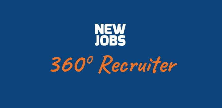Vacature: 360 Recruiter