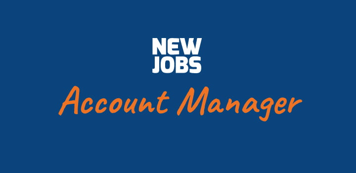 Vacature: Account Manager