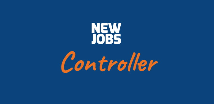 Vacature: Controller